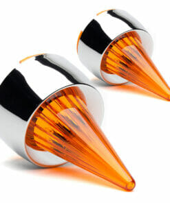 amber supersonic lenses
