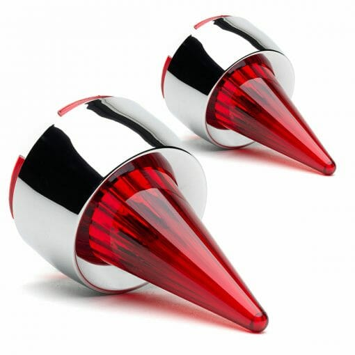 red supersonic lenses