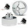 Clear Turbine Kit For Indian Motorcycles